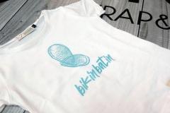 Camiseta pequeña personalizada